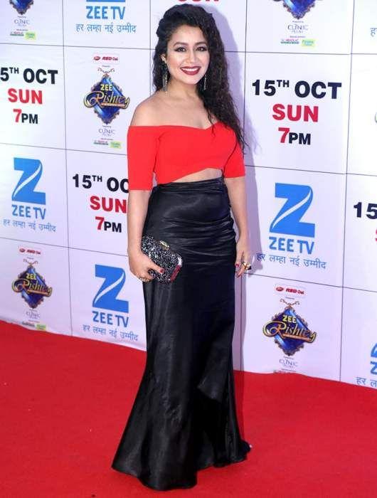 Neha Kakkar Lifestyle Wiki Net Worth Income Salary House Cars Favorites Affairs Awards Family Facts Bio Strapless Dress Formal Neha Kakkar Fashion
