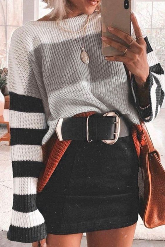 51 Spring Sweaters For Your Perfect Look This Spring outfit fashion casualoutfit fashiontrends