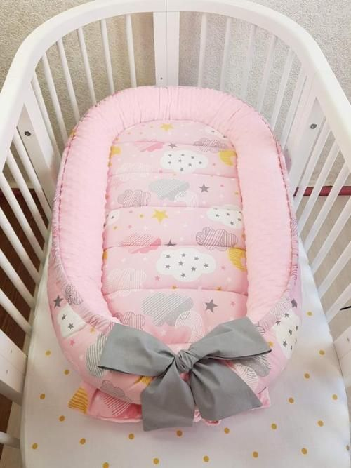 Buy Now Ready To Ship Double Sided Babynest Baby Nest Baby