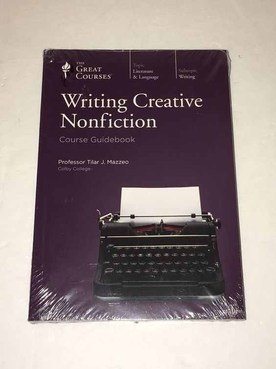 write creative nonfiction essay In journalism creative nonfiction is a longer feature writing form an essay is basically a commentary (or an editorial if put out by the publication rather than a writer.