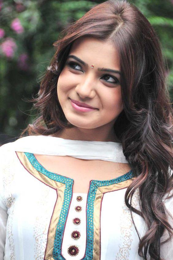 Indian Beauty: ♥ Samantha Ruth Prabhu ♥   Samantha   Pinterest ...