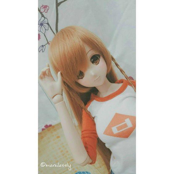 Mirai Suenaga Smart Doll by merxilessly