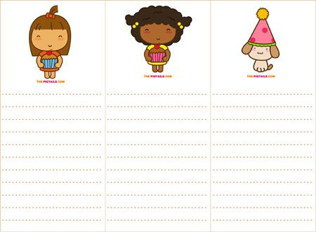 Printables para download - Se eu fosse Alice