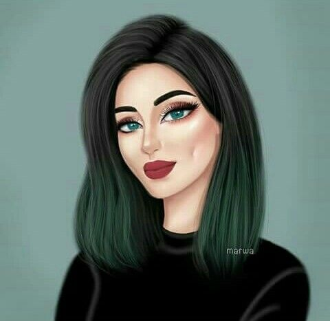 Pin By Amira Fathy On Pretty Girls Cartoon Girl Images Girly M Cute Girl Drawing