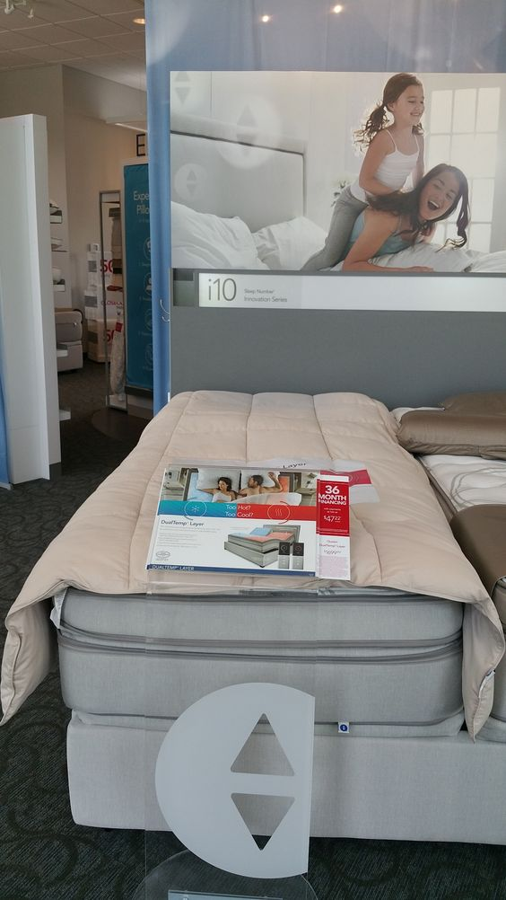 Smiley360 mission to try the Sleep Number DualTemp layer mattress topper #FreeSample #smiley360 #sleepnumber