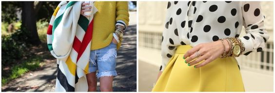 love the blanket! possible DIY? Atlantic-Pacific: Polka Dots, Dots Stripes, Style Inspiration, Bright Skirt, My Style Closet, Dots Yellow