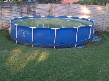 Portable swimming pools swimming pools and swimming on for Portable pool