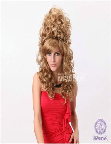 WHOLESALE WOMENS LONG SYNTHETIC WIGS OUTLETS