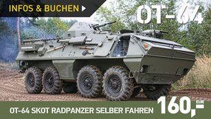 OT-64 SKOT Radpanzer selber fahren