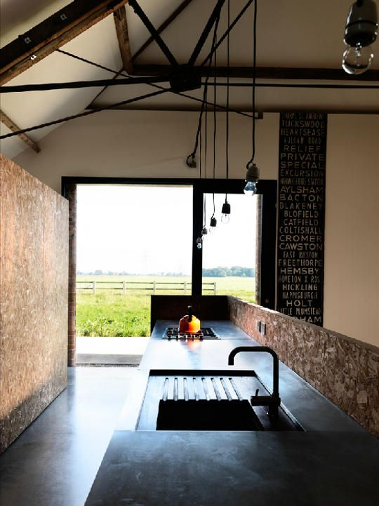 photographer Damian Russell.: Interiors Inspiration, Interiors Designs, Art And Design, Brick Kitchen, Design Kitchens, Open Kitchens, Detail Kitchen