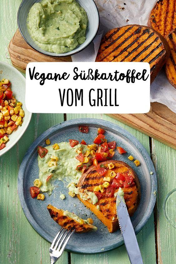 Vegane Susskartoffel Vom Grill Rezept Rewe De Https Www Rewe De Rezepte Vegane Suesskartoffel Grill In 2020 Susskartoffel Grill Lebensmittel Essen Rezepte