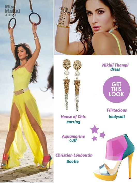 Katrina Kaif in DHOOM 3 #5 | dhoom machale | Pinterest | Katrina kaif