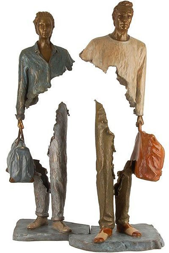 Bruno Catalano Masters The Art of Missing Pieces