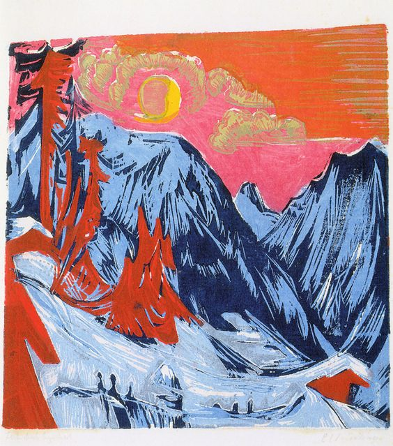 Ernst Ludwig Kerchner - Yahoo Image Search results