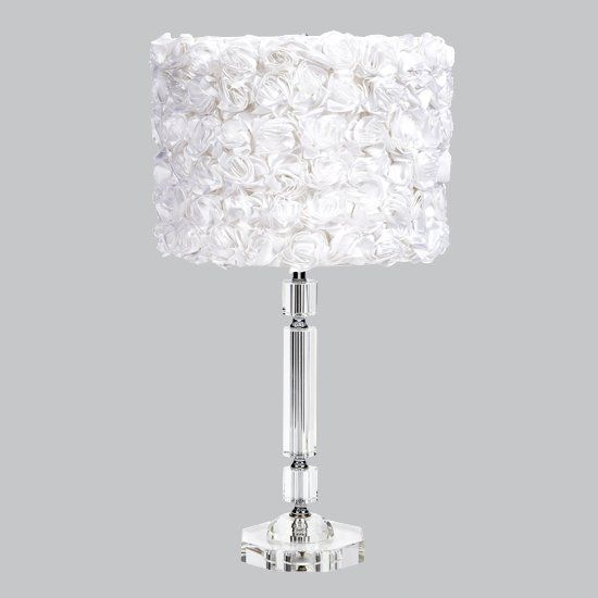 You Ll Love The Slender Crystal 26 Table Lamp At Wayfair Great Deals On All Lighting Products With Free Shipping On Most Stuff Crystal Lamp Lamp Drum Shade