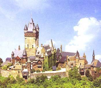 Reichsburg Cochem, Rheinland-Pfalz