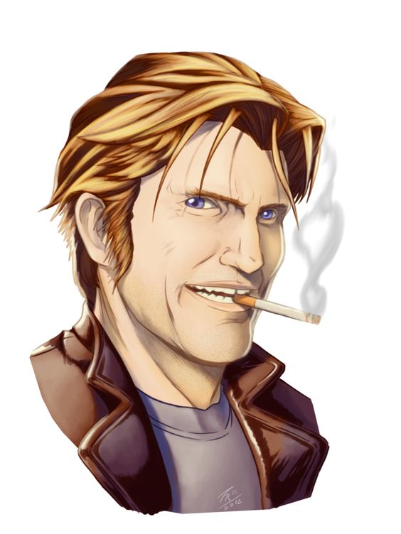 FontesMakua's Denis Leary Tribute...Again. Check out this guys DeviantArt Page, he has some great work!: