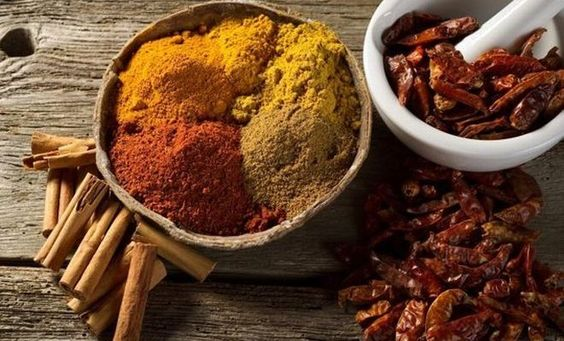 Mixtures of Spices From Around the World and How to Prepare - Six Recipes! {Cuisines: African, Chinese, Egyptian, Japanese, Caucasus (Eastern European) Cuisine, and Indian Cuisine}.