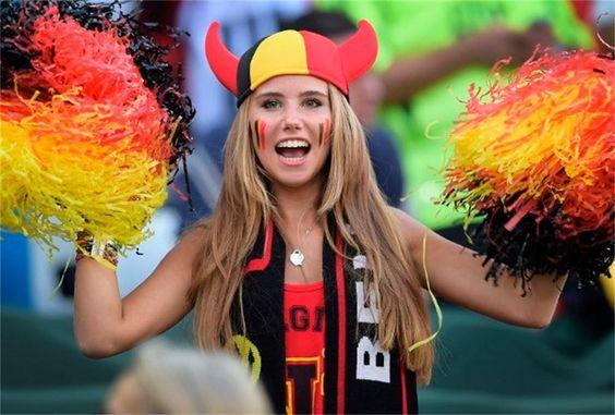 Belga faz sucesso na Copa