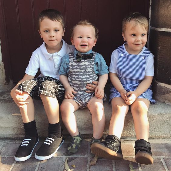 Our beautiful boys Ezra Duke and Jude! A rare family weekend together.. and they are loving it! #cousinlove #somuchfun #crazyboys by dukes_and_duchesses