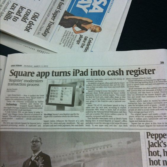Might make me get an iPad ... From USA Today.