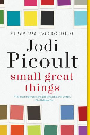 Small Great Things Jodi Picoult Paperback In 2020 Jodi