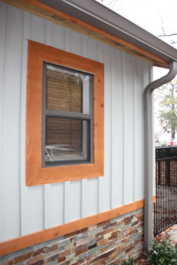 Board And Batten Siding Board And Batten And Modern Craftsman On Pinterest