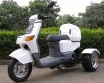 50cc Automatic Trike Gas Motor Scooters