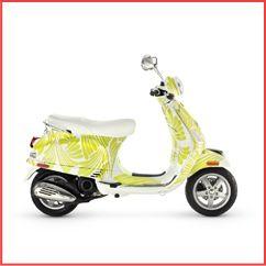#ridecolorfully vespa for kate spade new york