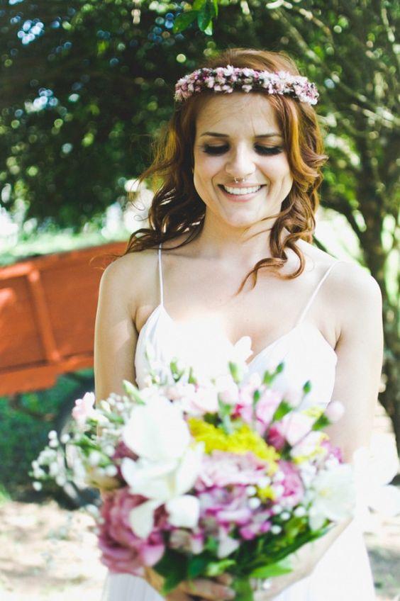 Casamento Rústico no Campo – Ester