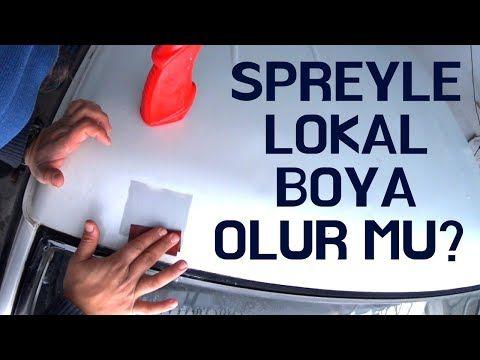 Sprey Boya Ile Lokal Boya Nasil Yapilir Youtube 2020 Youtube Dusunceler