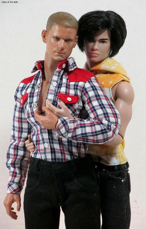 Oleander Conlon and Christian Lee