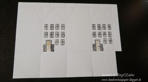 HandWerk aus Papier: Aus dem Häuschen - mal anders