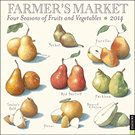 Farmers Market 2014 Wall Calendar | 2014 Food & Drink | CALENDARS.COM