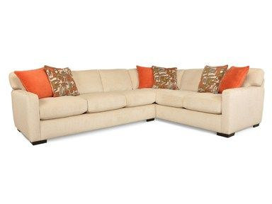 Living room sectional contemporary style and woodstock on for Albany saturn sectional sofa chaise