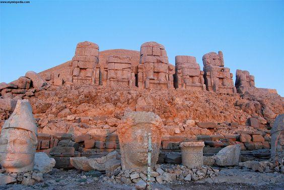 Mount Nemrut Statues, Eastern Turkey