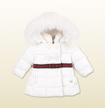 Samuel Roussel Kids Snowsuit New Winter Baby Girls Winter Coat Fur Collar Hooded Thick Jacket