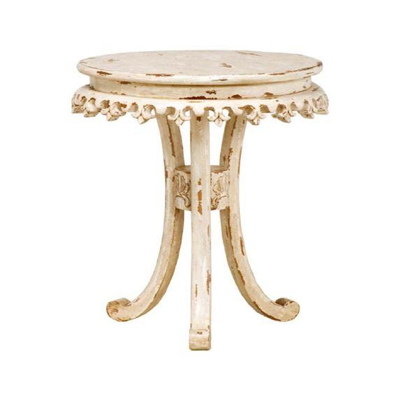Fleur-de-Lis Table