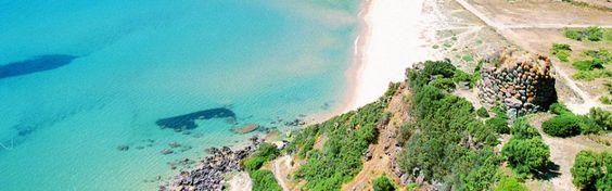 Spiaggia di Osalla, Golfo di Orosei