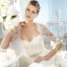 San Patrick 2014 Bridal Collection
