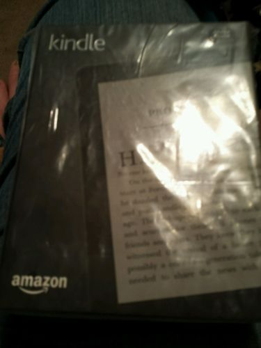 Amazon Kindle (7th Generation) 4GB Wi-Fi - Black NEW SEALED IN BOX https://t.co/tfdDbrgpf1 https://t.co/O5wYMaI0CY