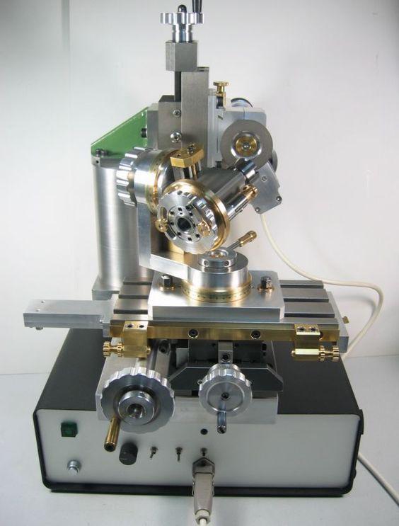 Tool And Cutter Grinder ~ Bonelle mini cutter grinder workspace jeweler
