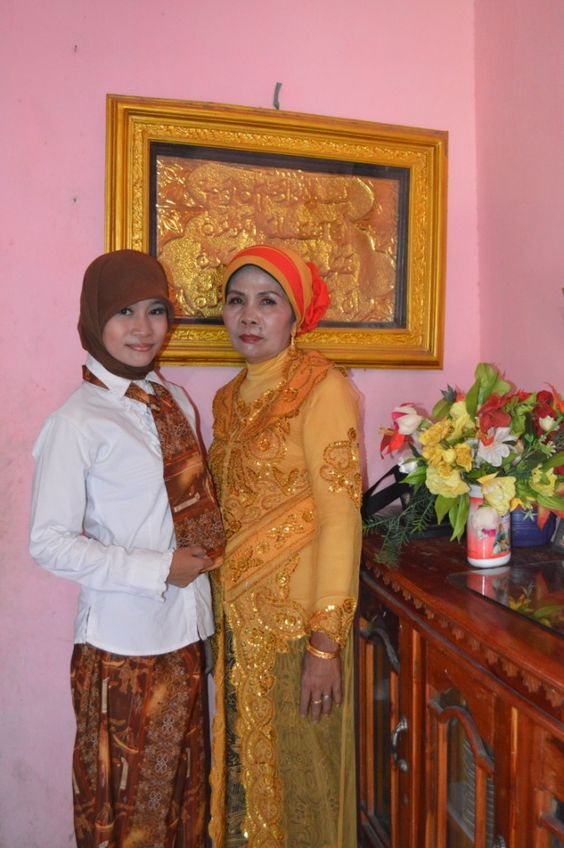 with my sweet 'mom :-*