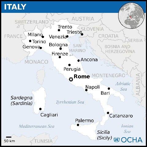 Regiões Itália