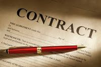 Ativos e Processos da Organização: Contratos