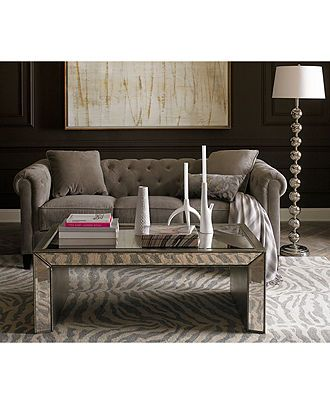 Gray Microfiber Couch! Rayna Fabric Sofa Living Room Furniture