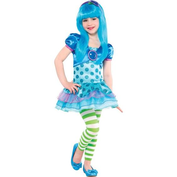Get one of our Strawberry Shortcake costumes for Halloween and bring back your favorite cartoon character for your next event. We have an adult and kids Strawberry.