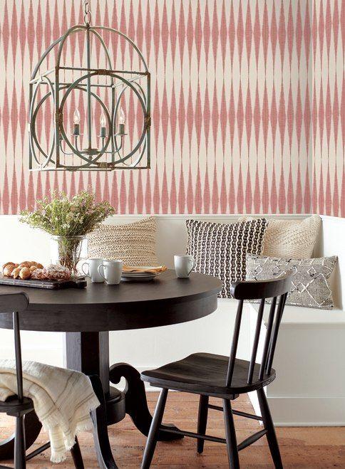 Magnolia Peel And Stick Wallpaper Tutorial