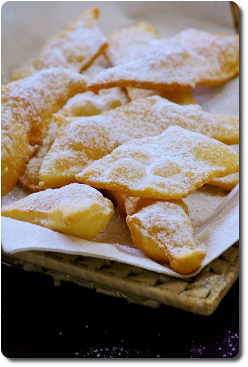 Beignets need to and maya on pinterest - Pate a beignet de carnaval ...