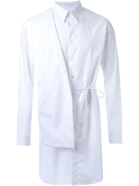 Consistence Camisa mangas longas